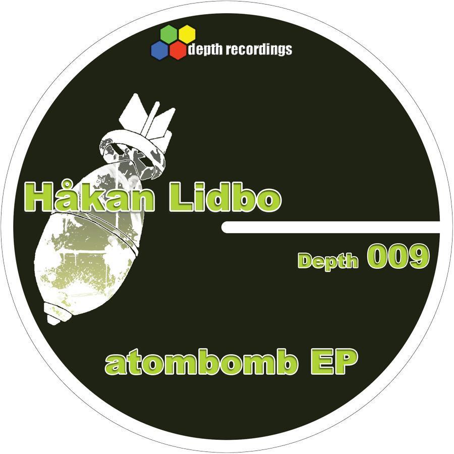 Håkan Lidbo – Atombomb EP