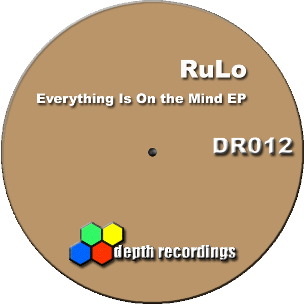 RuLo – Everything Is On The Mind EP